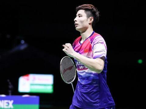 21-5!石宇奇造对阵世界第一最悬殊比分,桃田贤斗主动放弃比赛