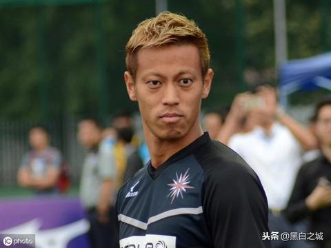 本田圭佑:我不会去中超踢球,未来希望有新挑战