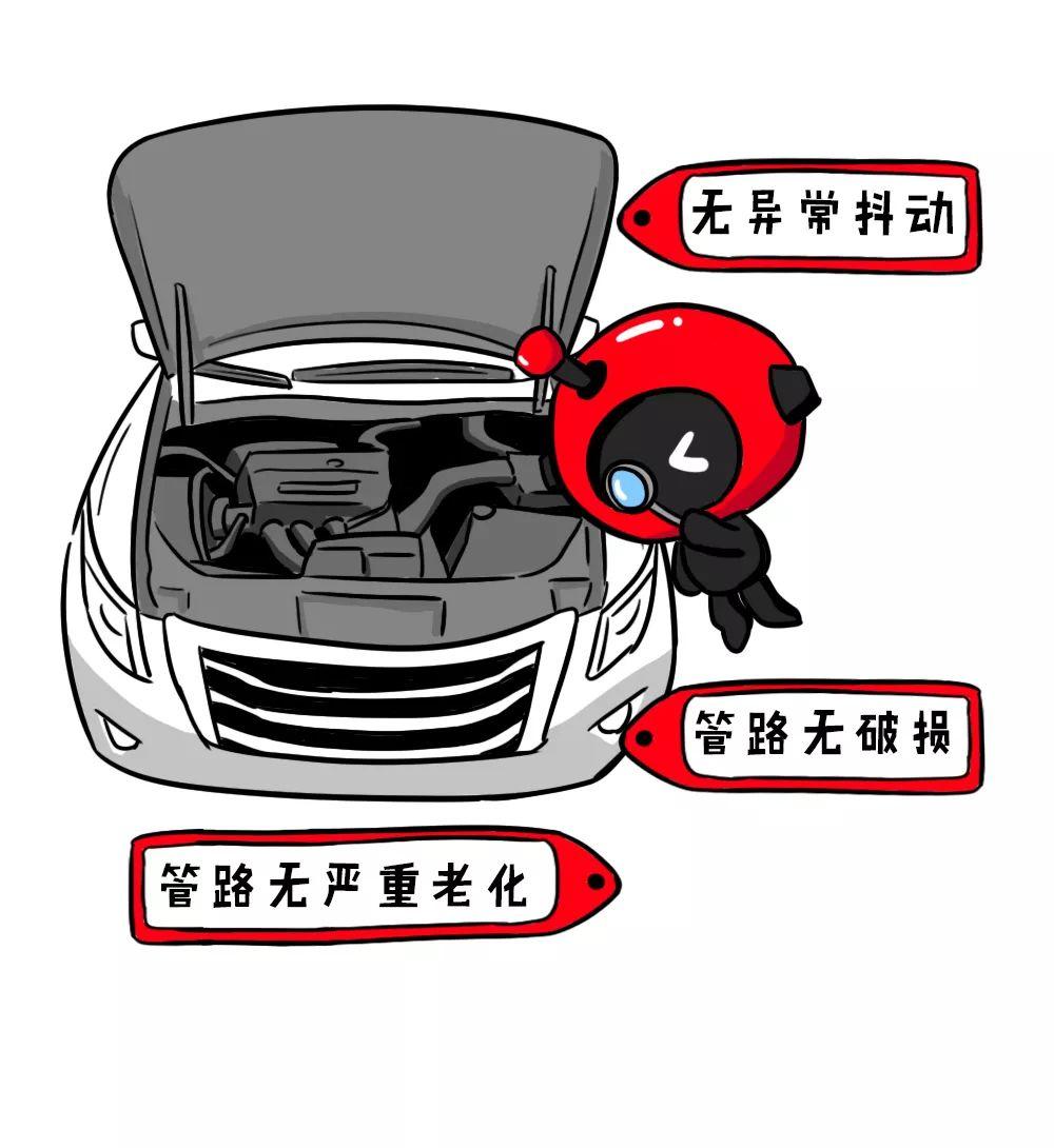 重要!2019汽车年检新规,一图读懂
