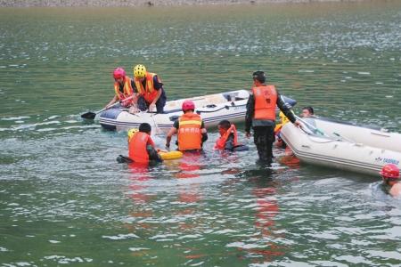 貴州黔西南貞豐縣翻船事件 已造成10人死亡8人失聯