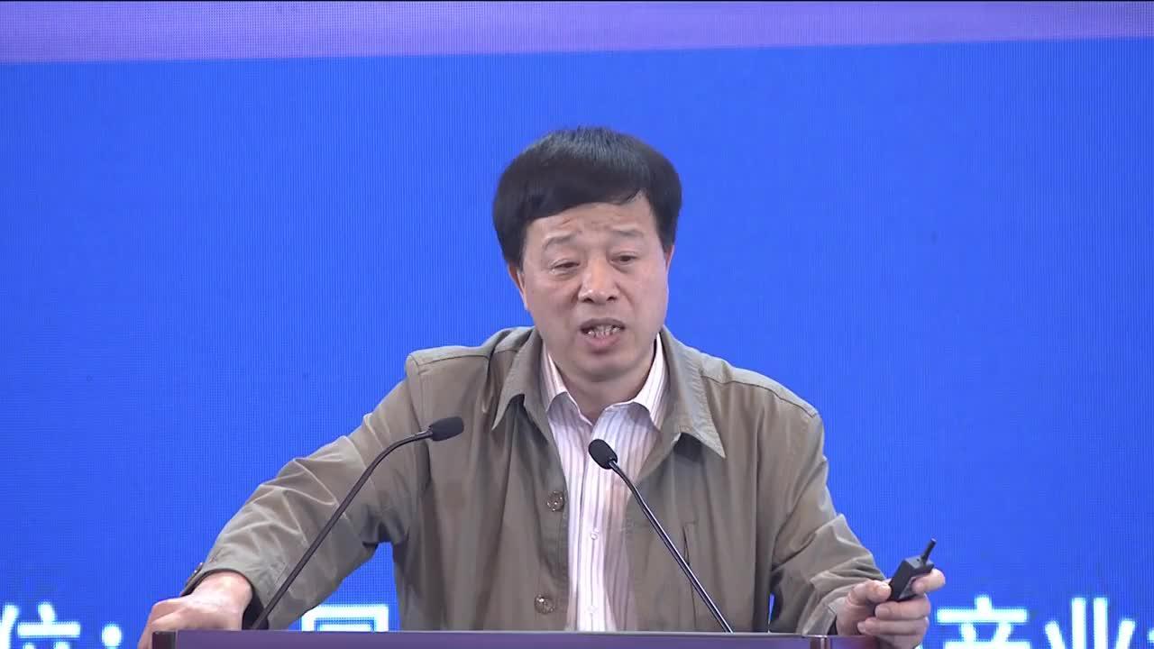 【视频】中国工程院院士余少华:大数据是企业管理的显微镜和望远镜