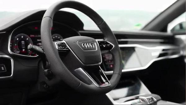 全新奥迪S7的路试谍照 新车将于年内正式亮相