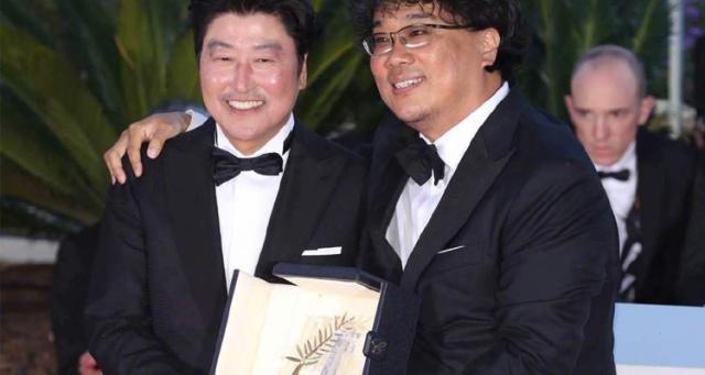 奉俊昊《寄生虫》夺金棕榈大奖,亚洲电影蝉联,中国电影颗粒无收