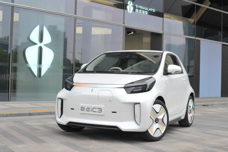 独家体验奇点iC3——或许是未来几年市场上最有趣的纯电动小型车