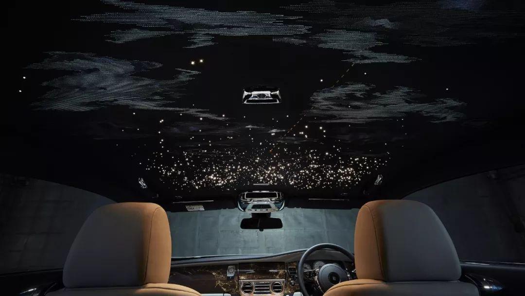 劳斯莱斯又出限量新车,背后暗藏什么故事?