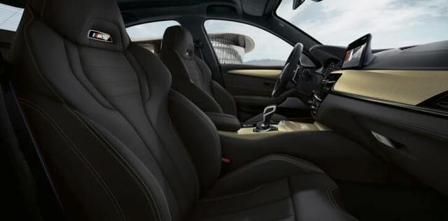 全球仅350台 宝马推出M5 35周年纪念版车型