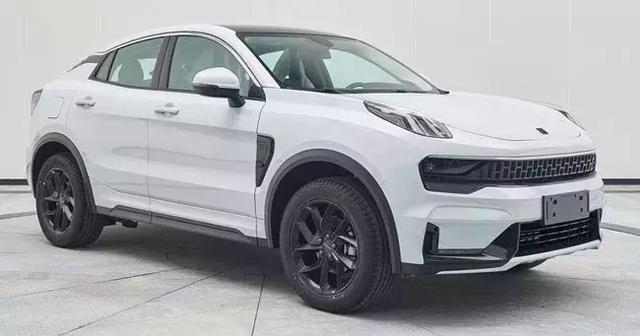 轿跑SUV新选择,领克05或将于6月发布