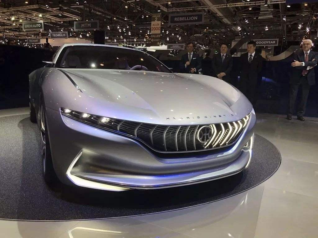 新能源汽车正道H600,最高续航可达1千公里!