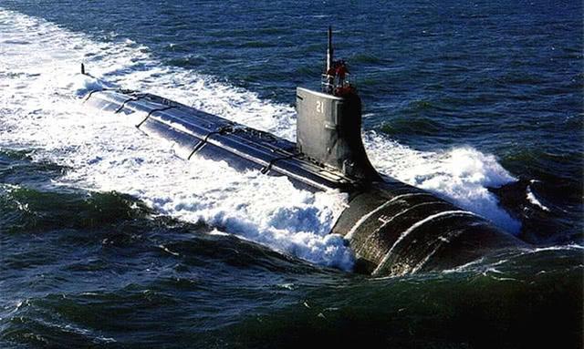 中美俄核潜艇噪音对比!