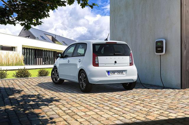 大众e-up姊妹车,WLTP续航265公里,纯电动车15万起?