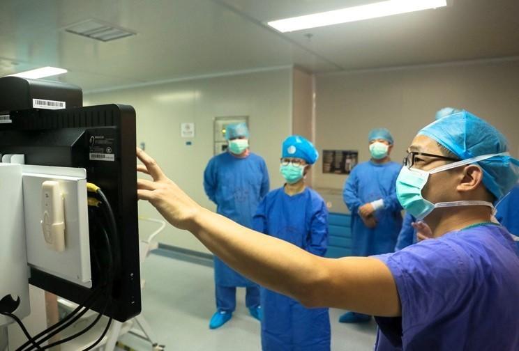 【南京创新周】裸眼3D + AI算法,SuperMedView加持下的临床医疗
