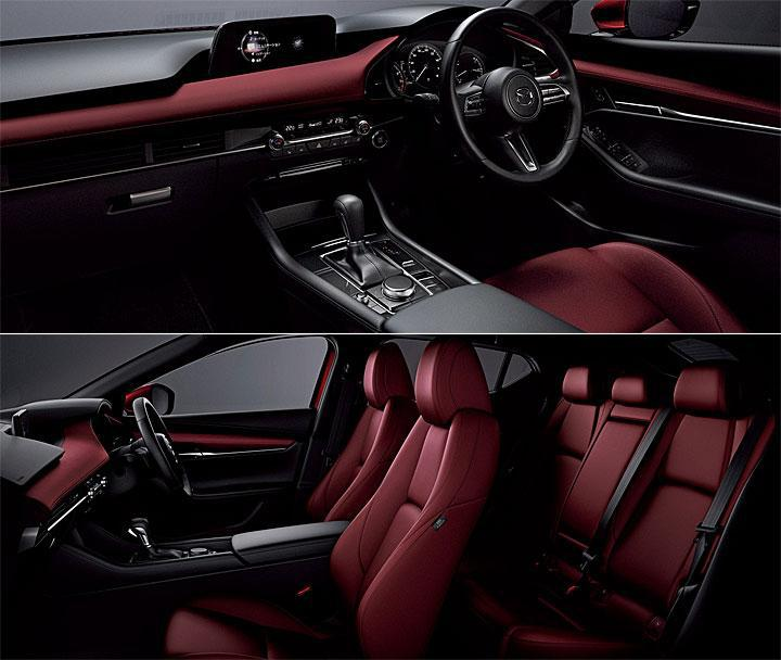 顶配高达23万, Mazda3日本正式上市,品牌真心往豪华品牌靠