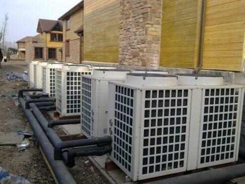空气能热泵外机