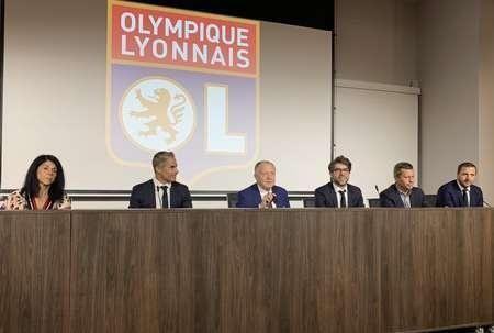 官方:西尔维尼奥出任里昂主帅,儒尼尼奥任技术总监