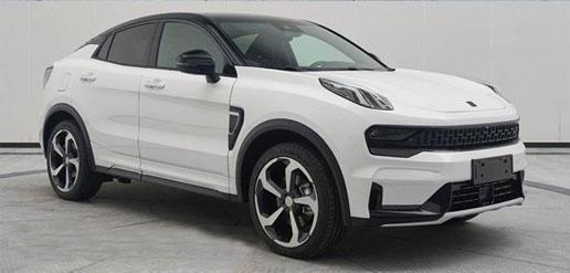 拒绝模仿宝马X6,领克出轿跑SUV做出自己风格,光外形就能圈粉