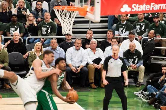 NBA扫地僧:这位保安大哥打过两次总决赛 还曾入选新秀最佳阵容