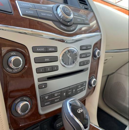 新款英菲尼迪QX80现车到店:比陆巡大一圈 还买啥雷克萨斯?