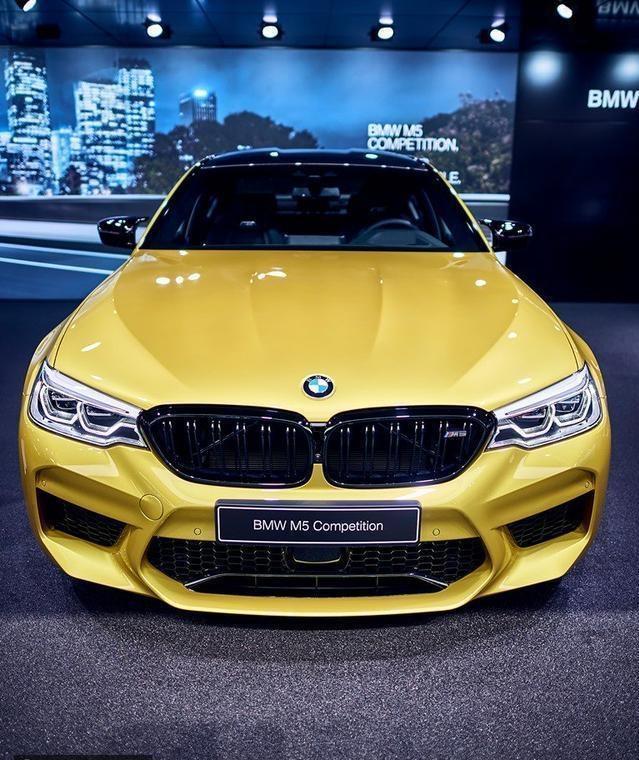 """动力再升级,一台比宝马M5更快的""""5系""""——BMW M5 雷霆版"""