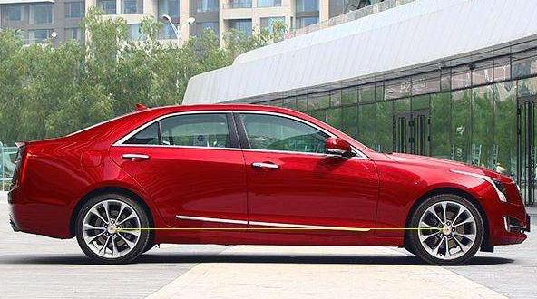 国五的凯迪拉克ATS L,团购价15.8万,这是要清库存了吗?