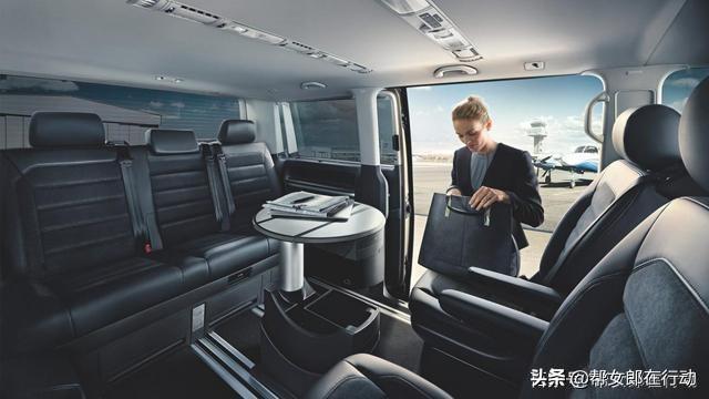 2019款大众迈特威来袭,车内还能斗地主,还有人叫它面包车吗?