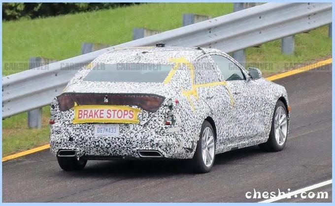 再等几小时!凯迪拉克今日将发布两款高性能车型!