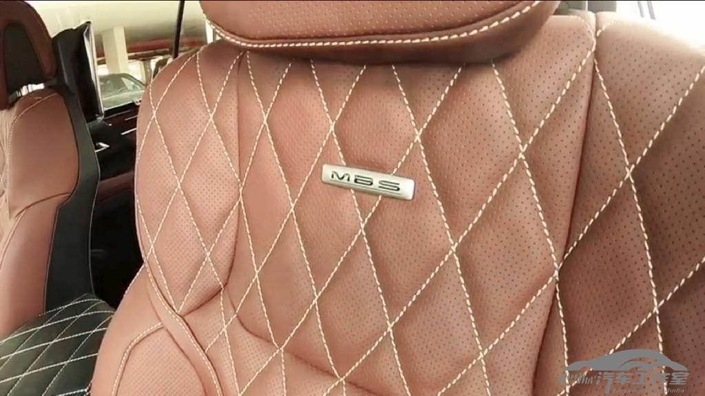 雷克萨斯LX570 MBS到店实拍 看到内饰 果断放弃了宝马X7