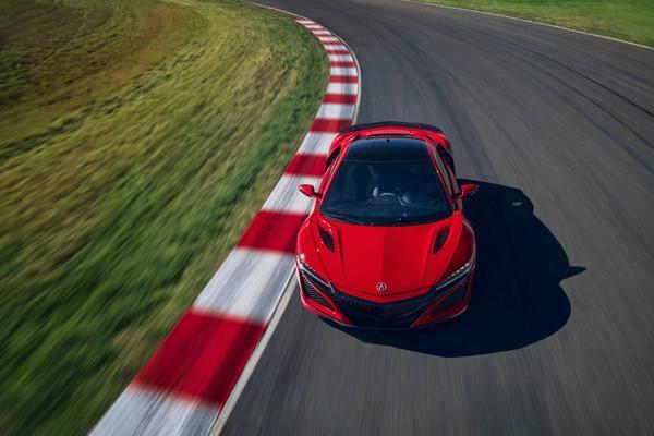 瘦身有成、输出同步上修 Honda NSX Type R将在东京车展现身?