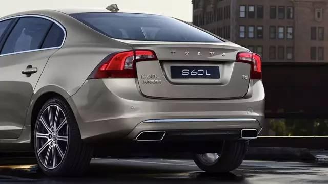 新上市的沃尔沃S60L增配又减价,这是套路吗?