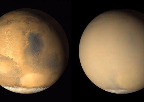 科学家沸腾了!火星上消失的水?可能和杀死机遇号的凶手有关!