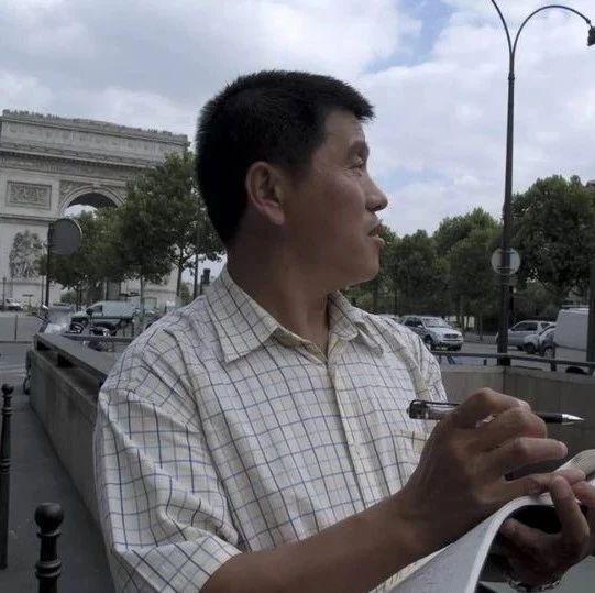 《文化之旅》| 鲁迅美术学院中国画学院教授张晖先生前来做客