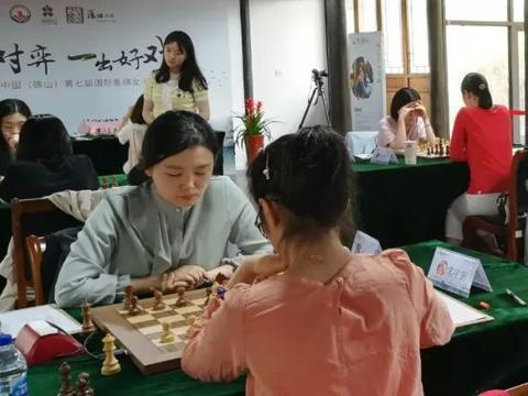 """""""荡口古镇杯""""第七届女子名人赛:郭琦折桂 朱锦尔亚军"""