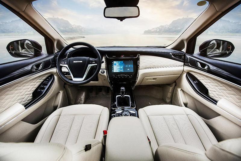 长安欧尚科尚自动挡车型上市 售价10.98万元起