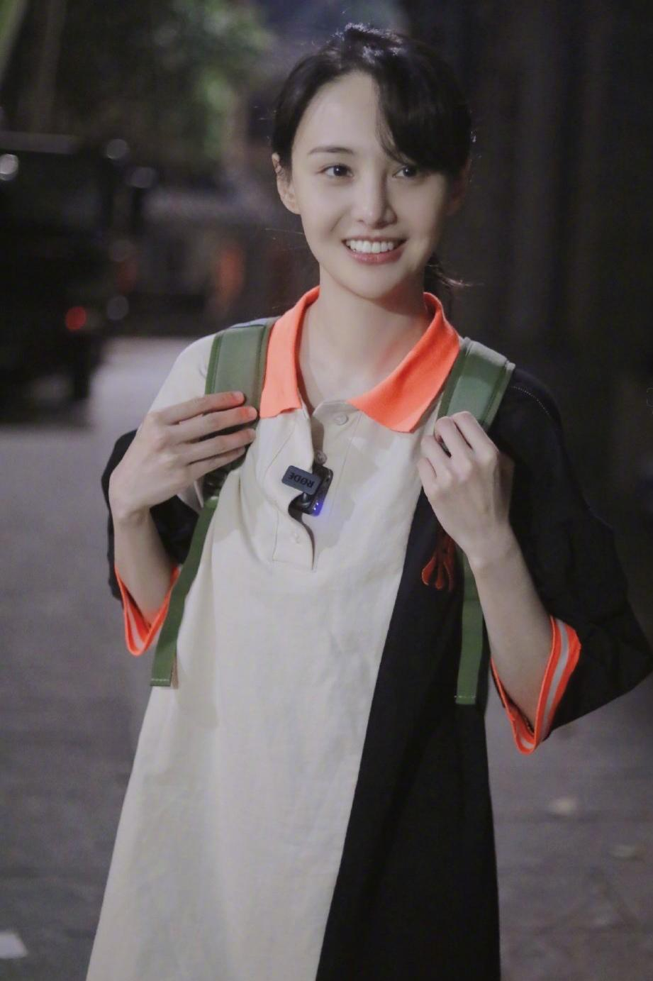 马天宇夏日简洁穿搭,时尚帅气,郑爽二次元少女装扮,减龄甜美