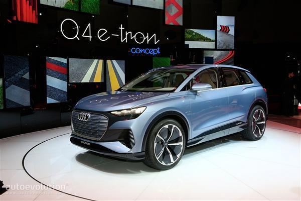 填补阵容空缺 奥迪Q4 e-tron将于上海MEB工厂生产