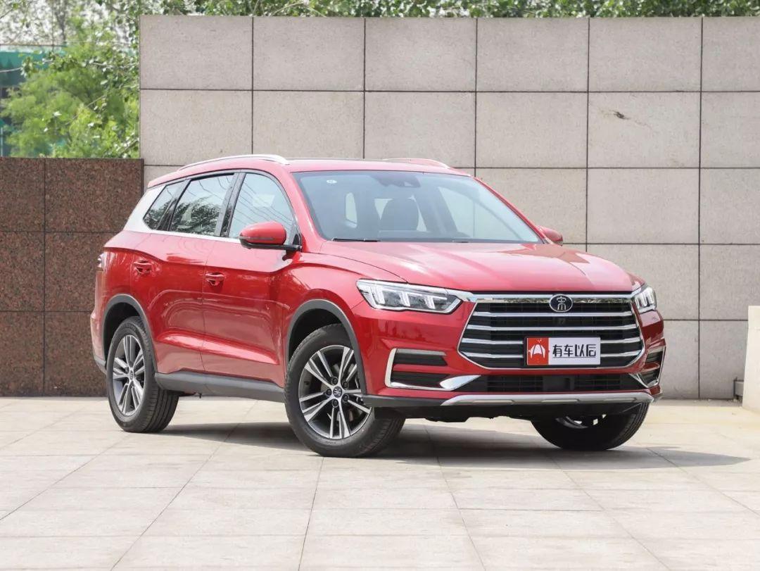 这6台新款SUV即将上市,关键是普通家庭也买得起!