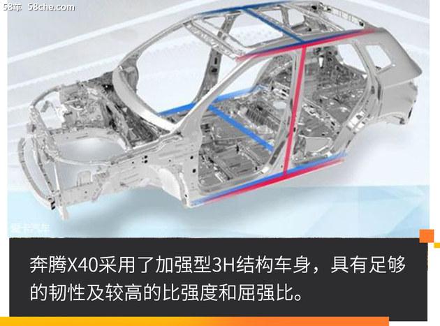 玩出新高度 奔腾X40挑战空投翻滚试验