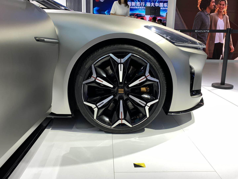 2019深港澳车展 | 采用对开门设计 天际ME-S正式亮相