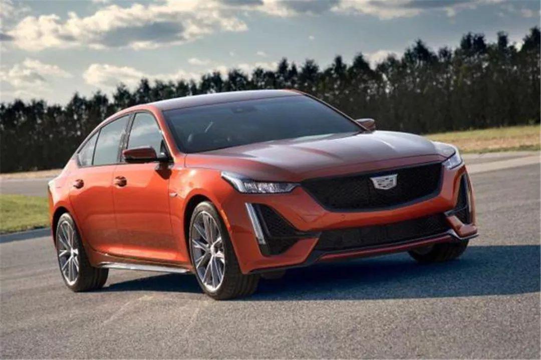 性能车市场热闹了:凯迪拉克CT4-V/CT5-V发布