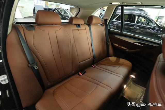 100万级最卖座的万端荣SUV,全新壹代珍马X5,归到来仍是王者!