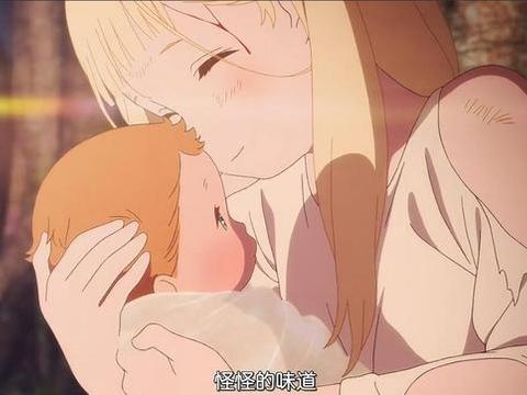 简评动画电影《朝花夕誓》:歌颂母爱的悲伤故事,献给人类的赞歌