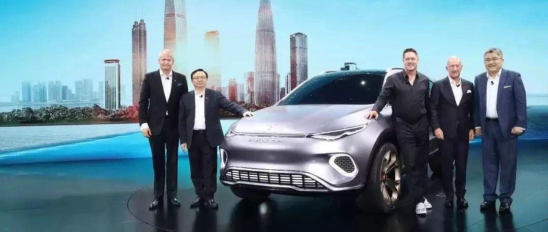 豪华车、新能源盛宴 2019深港澳车展,盘它!
