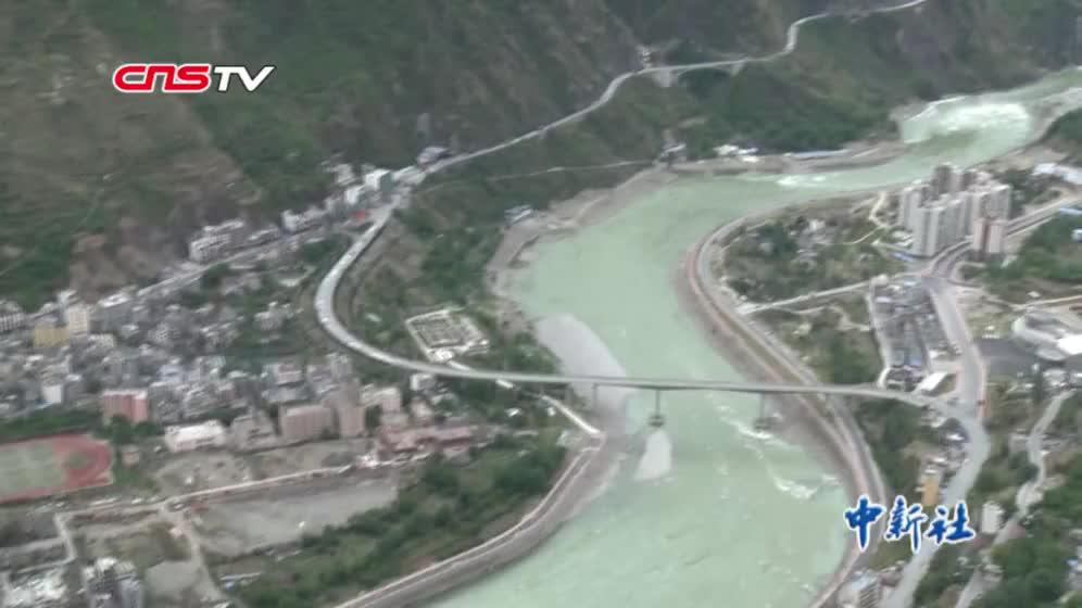 """甘孜州的乡村振兴实践:大渡河流域越来越""""热闹"""""""