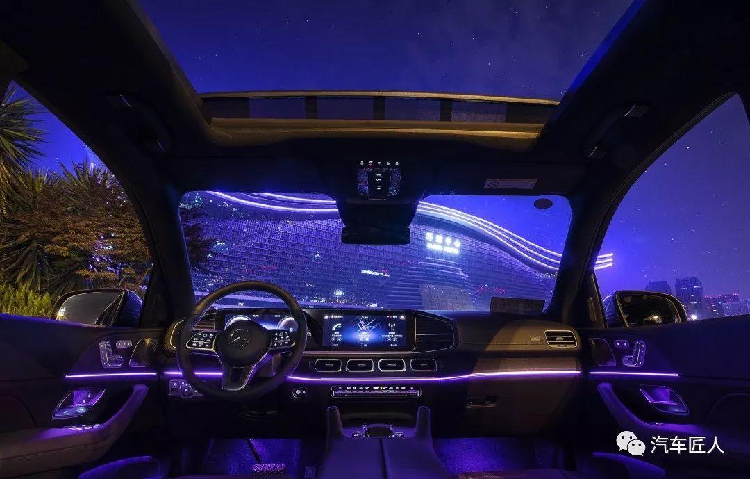 纯粹的典范   GLE SUV从容演绎实力