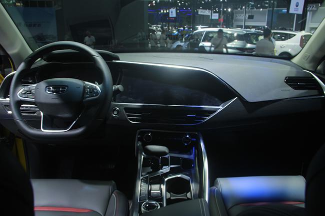 吉利星越出击深港澳车展 全系优惠回馈用户