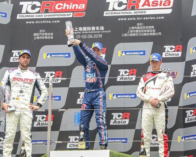 勇夺TCR上海站冠军,现代N品牌高性能车实力了得