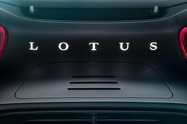 千匹马力、四轮驱动! Lotus纯电超跑将在7月16日发表