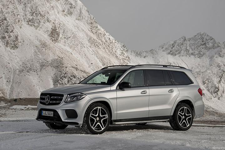 Mercedes-Benz预告顶级豪华SUV,即将推出GLS Maybach SUV