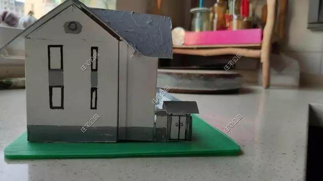 建房图纸不中意,河北赵先生亲手做模型盖中式小院,40万成就梦想