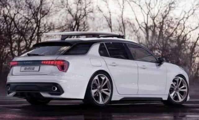 拒绝模仿宝马X6,领克轿跑SUV做出自己的风格,外观足以圈粉