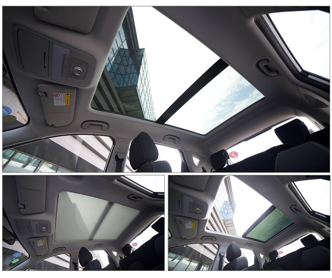 65寸大天窗,实测5个油,这台8万多的SUV你觉得咋样